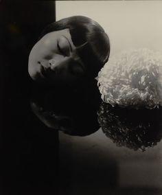 Anna May Wong, 1930. Edward Steichen. Silver gelatin print
