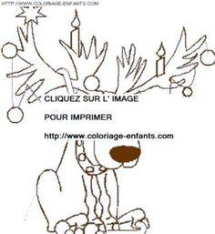 imagen de rodolfo el reno para colorear - Ask.com Image Search