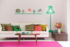Living Room Ideas for Spring 2013