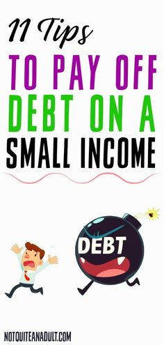 Your debt is growing, but your income stays alarmingly small?You have no idea how you can make ends meet and pay off a past financial mistake that keeps getting worse?You feel doomed and your anxiety levels are rising dangerously high every time you get close to checking your bank statements. Do not despair. I am here to help you get on the road to financial freedom by taking control of your debt even with a small income. Paying Off Student Loans, Budget Binder, Create A Budget, Get Out Of Debt, Debt Payoff, Do You Really, Make More Money, Talking To You, Money Saving Tips