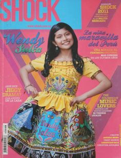 Revista Shock Magazine www.shock.com.co (Wendy Sulca)
