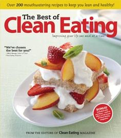 Delicious healthy recipes.  I love this cookbook!