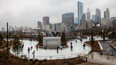 The Ice Ribbon @ Maggie Daley Park