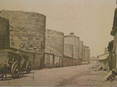 Carretera de los Cubos León España