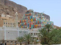 yemen colorful...