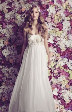 Wedding Dress/Abito da sposa Errico Maria Greek style