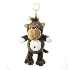 Macaco Chaveiro Pelúcia