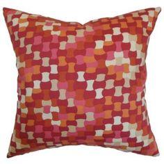 The Pillow Collection Aaru Coastal Pillow, Silver