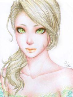 Exotic by Mari945.deviantart.com on @DeviantArt
