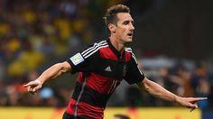 Klose (Germany) #WC14