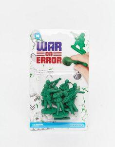 War On Error Soldier Erasers