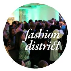 Fashion District is only a few days away! Get your tickets soon! http://fashion.readysetdc.com/