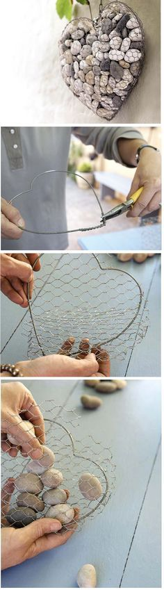 25 Beautiful DIY Heart Crafts For The Romantic In You