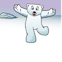 Movement Activity and other polar bear ideas. - This site may be more for kids, however activity directors can get some ideas to use for residents that enjoy fun silly ways to get them to move. A Polar Bear theme would be great for January. Research Polar Bears for discussion groups, find a good discovery movie or have a Polar Bear dance/social.