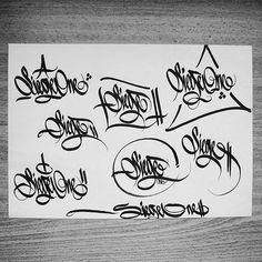Siege ACM (@siege.one) doing some doodles. did you catch the Australian Export video with him on www.handstyler.com? #siegeacm #siege #handstyle //follow @handstyler on Instagram