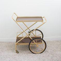 Marlowe Bar Cart