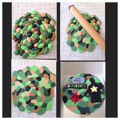 Many individuals don't think about going into company when they begin cake decorating. Many folks begin a house cake decorating com Cake Decorating Company, Cake Decorating Books, Creative Cake Decorating, Creative Cakes, Motor Cake, Camouflage Cake, Army Cake, Plain Cake, House Cake