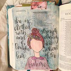 Proverbs 31: 25- / stephmiddaugh