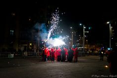 Diables del Poble Sec Barcelona, Halloween, Concert, The Neighbourhood, Voyage, Recital, Barcelona Spain, Festivals, Halloween Stuff
