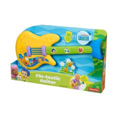 bubble guppies guitar toy