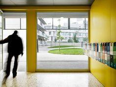 Coll-Leclerc Arquitectos, Jordi Surroca · Edificio viviendas sociales, Forum Barcelona