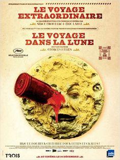 Le Voyage dans la Lune (titulada Viaje a la Luna en español) es una película francesa de 1902, en blanco y negro muda dirigida por Georges Méliès. El guion, escrito por el director y por su hermano mayor Gaston Méliès, está basado en dos novelas: De la Tierra a la Luna, de Julio Verne, y Los primeros hombres en la Luna, de H. G. Wells. Es, en cierto modo, el primer filme de ciencia ficción de la historia del cine.