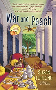 #Review / #Giveaway - War and Peach by Susan Furlong - Escape With Dollycas Into A Good Book