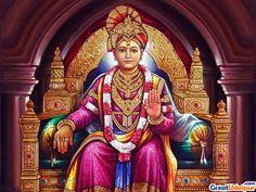 Happy New Year Mahant Swami 74