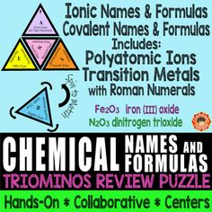 40 Best Fun Chemistry Hands On Classroom Activities images