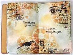 """SanDee & amelie's Steampunk Challenges: """"Eyes Tested!"""" - the May Challenge"""