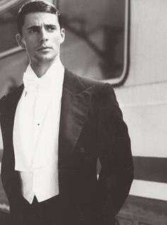 Matthew Goode - L'Uomo Vogue February, 2006 Matthew William Goode, Mathew Goode, Hottest Male Celebrities, Celebs, Under The Shadow, Actor Studio, Charming Man, Aesthetic People, Handsome Actors