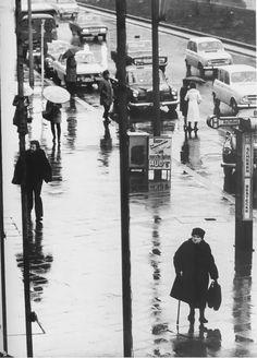 Berlin | Streets. Tauentzien, Charlottenburg/Schöneberg, 1971. Werner Eckelt