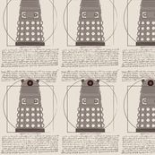 Doctor Who fabric line!!