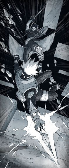 Now that I have read the part with Kakashi and Obito I have to say it is one of the saddest moments to me and one of the best drawn fighting scenes of M. Kakashi/Obito - Everything falls apart Naruto Kakashi, Anime Naruto, Manga Anime, Madara Uchiha, Naruto Pics, Naruto Wallpaper, Wallpaper Naruto Shippuden, Boruto, Naruhina