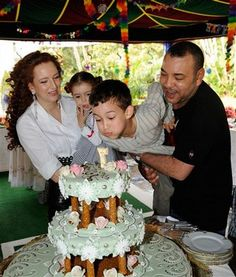 King Mohammed VI and Princess Lalla Salma of Morocco   The World's Royalty   Comcast.net
