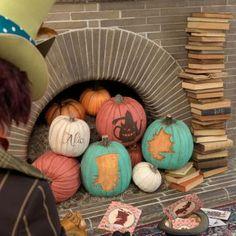 101 Best Pumpkin Decoration Ideas Part 1 – PinLaVie.com