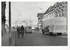 Holland Spoorweg overgang Terheijdenseweg Breda