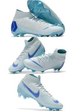cheap for discount de486 693c9 Nike Mercurial Superfly VI Elite FG Botas de Futbol - Azul