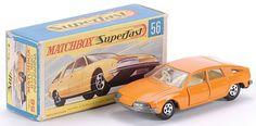 Matchbox Superfast MB56-c BMC Pininfarina