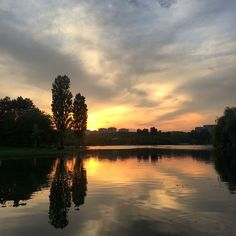 IOR Park Visit Romania, Celestial, Sunset, Park, Outdoor, Outdoors, Parks, Sunsets, Outdoor Games