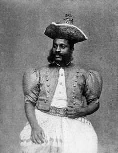 A Kandyan Chieftain - by Frederic Courtland Penfield, an American diplomat - in his book East of Suez - Ceylon, India, China & Japan published by The Century Co, in 1907, New York.