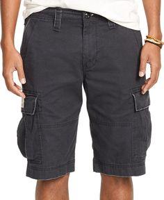 4799e06749c Denim   Supply Ralph Lauren Men s Chino Cargo Shorts Men - Shorts - Macy s