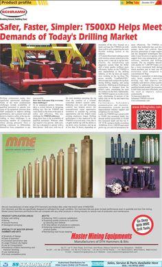 http://drillingtoday.com/ebook/ebook/book_image/december-2014/drilling_today_december_2014_page48.jpg #drill   #drillingtoday   #december2014   #schramm   #mme   #mining