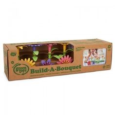 Green Toys Build A-Bouquet