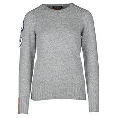 Amundsen Sports - Women's Amundsen Peak Crew Neck - Merino jumper ➽ Free delivery to UK from - Buy online now! Jumpers For Women, Sports Women, Crew Neck, Men Sweater, Sweaters, Stuff To Buy, Clothes, Fashion, Collar Pattern