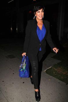Kris Jenner - Night