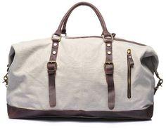 Travel Canvas Duffle Bag