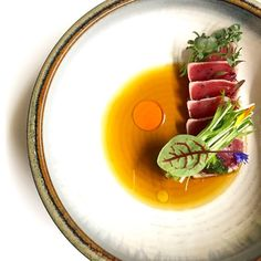 Antonio Park plates up #Chefs #Gallery