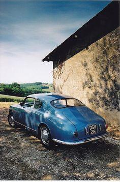 1953 #Lancia Aurelia B20 #ClassicCar pinterest.com/quirkyrides/boards
