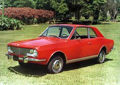 Ford Corcel 2 portas